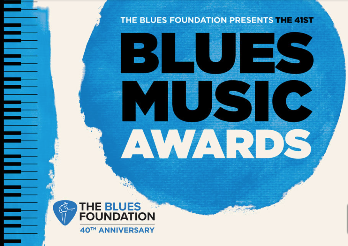 Blues Music Awards rozdane!
